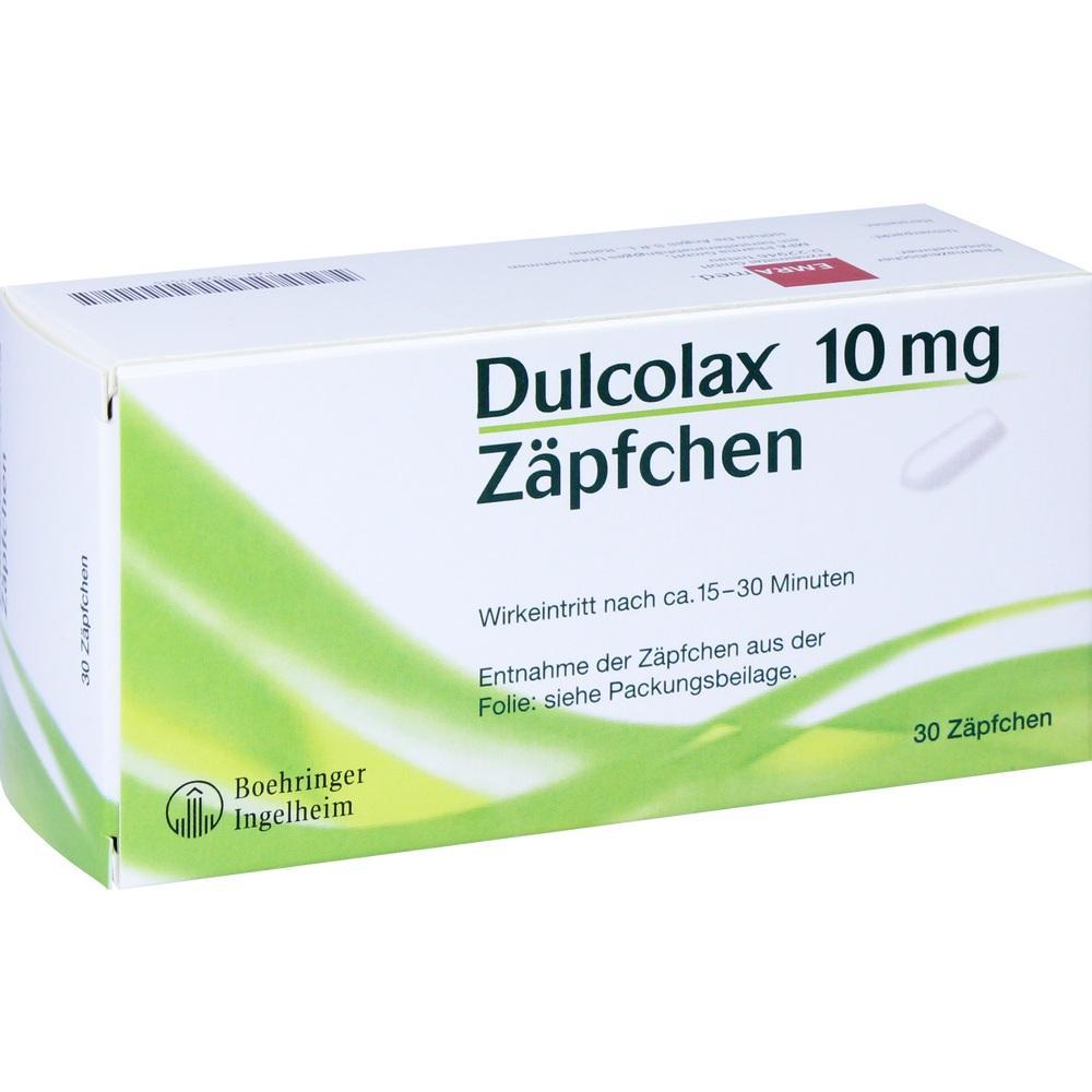 Dulcolax Suppositorien 30 St