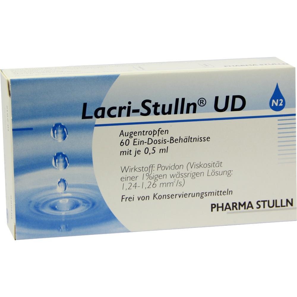 Lacri Stulln Ud Augentropfen 60X0.5 ml