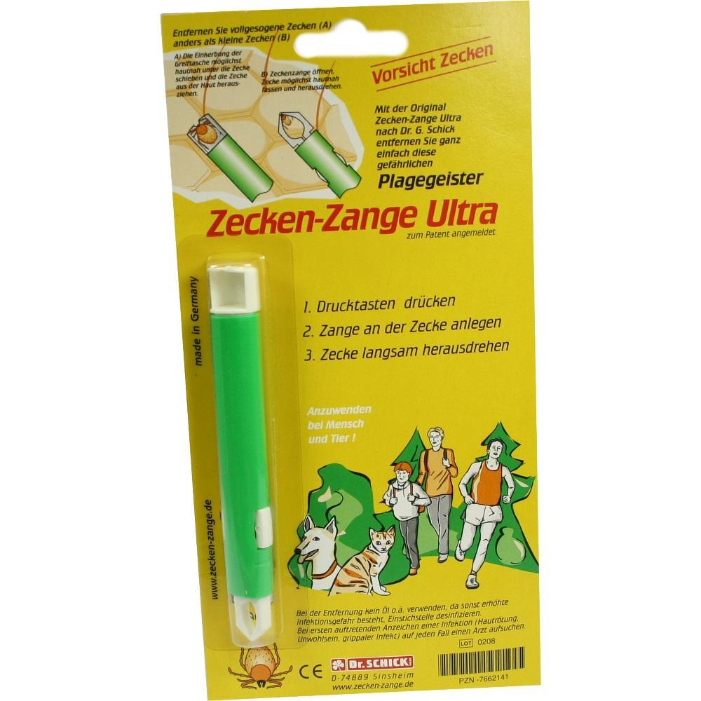 Zeckenzange Ultra 1 St