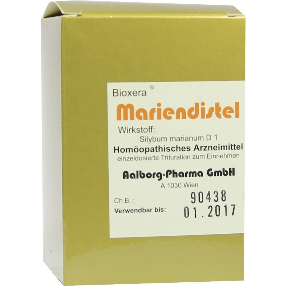 Mariendistel Bioxera Kapseln 60 St