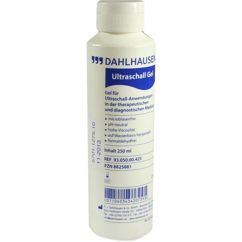 Ultraschallgel Tube 250 ml
