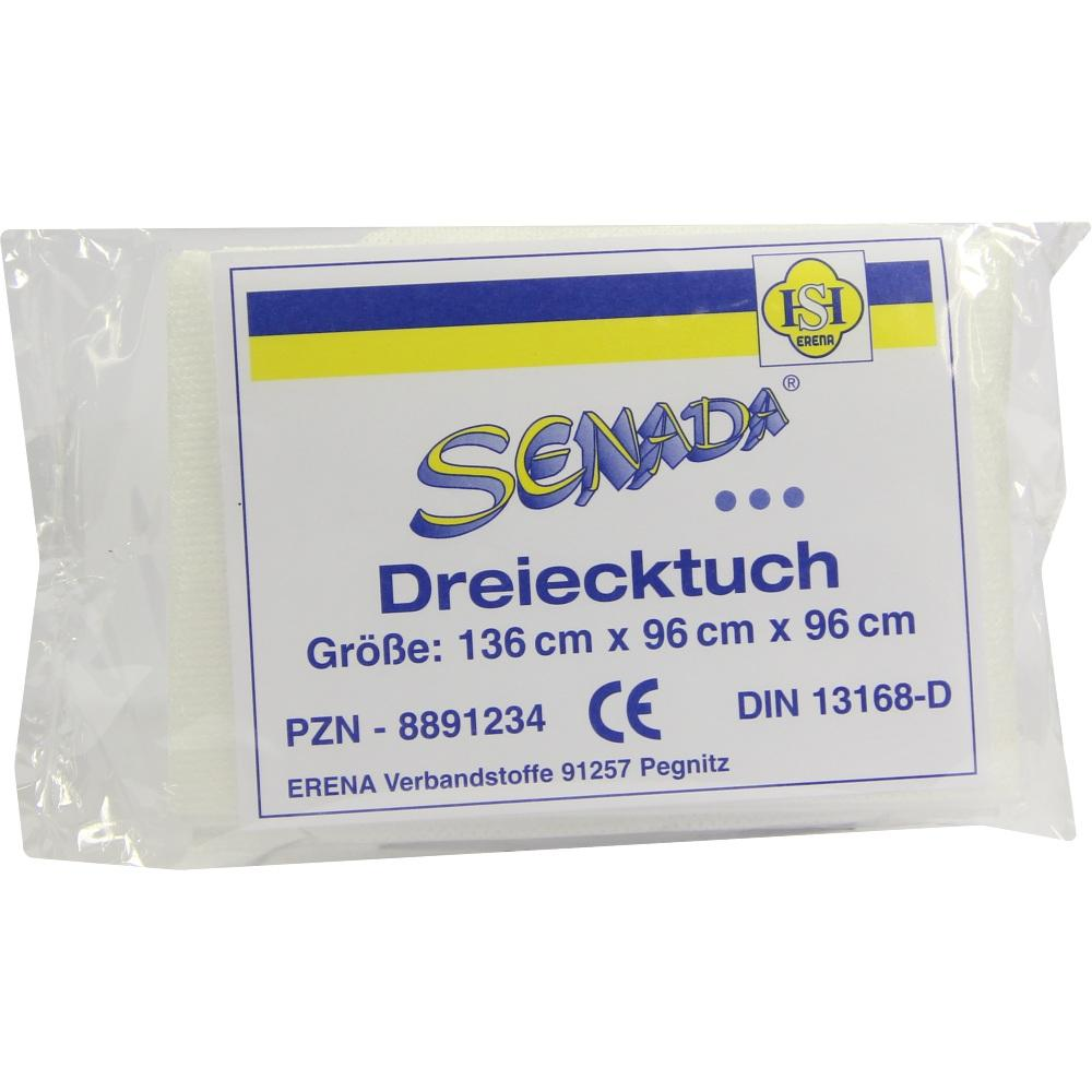 Senada Dreiecktuch Din 13168D 1 St