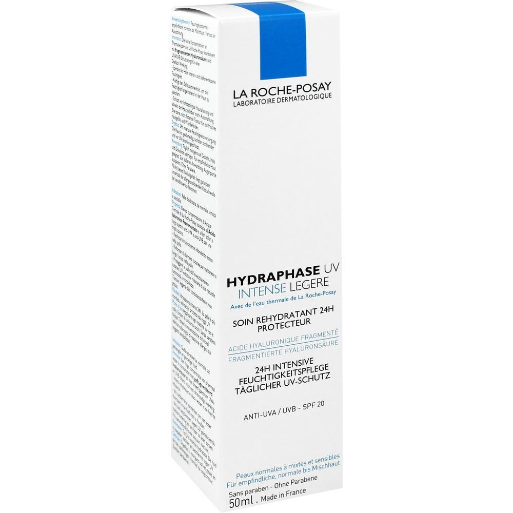 La Roche-Posay Hydraphase UV Intense Legere (50 ml, PZN 09068330) von  von L Oreal Deutschland GmbH Geschäftsbereich La Roche-Posay