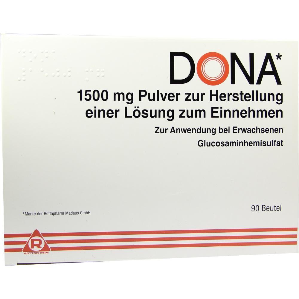 Dona 1500 mg Beutel 90 St