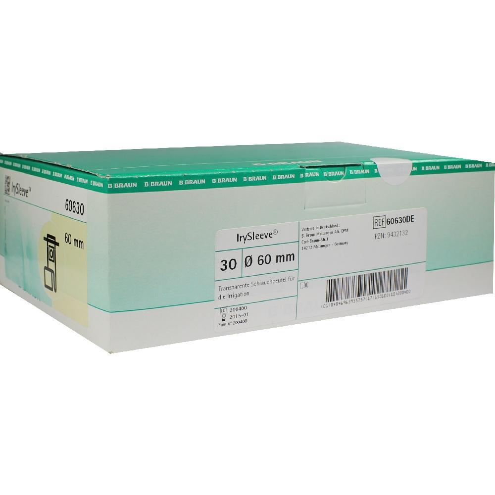 Iryflex Irrigations-Schlauchbeutel 60 mm 30 St