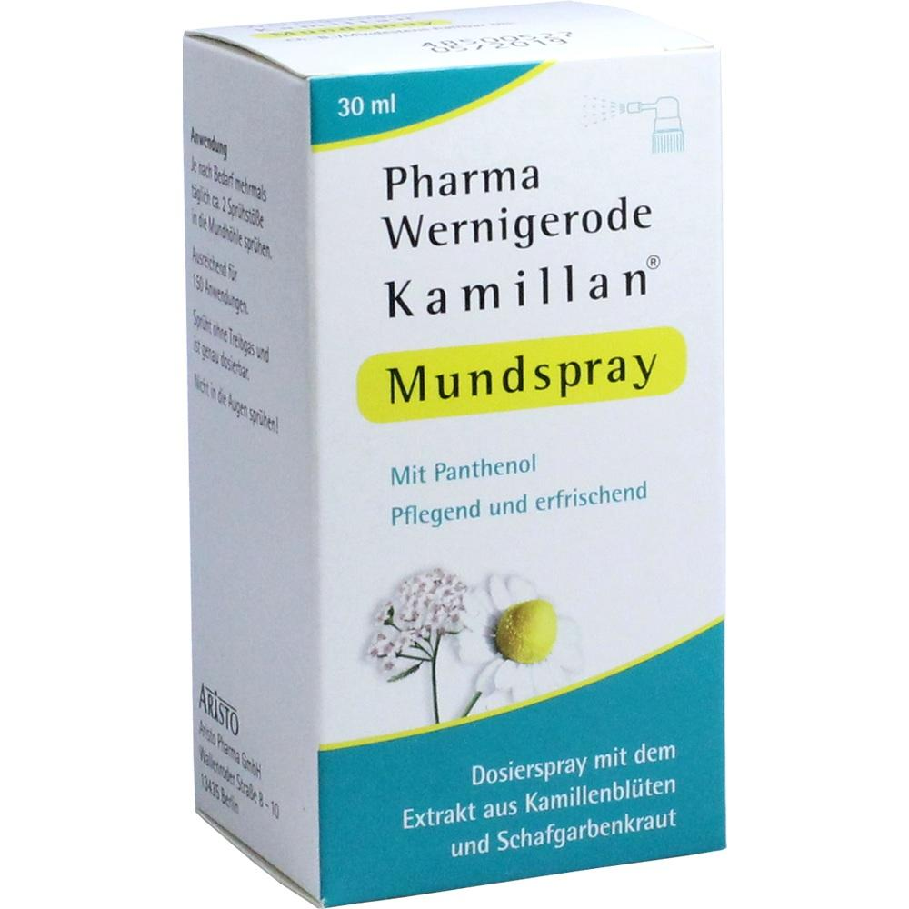Kamillan Mundspray 30 ml
