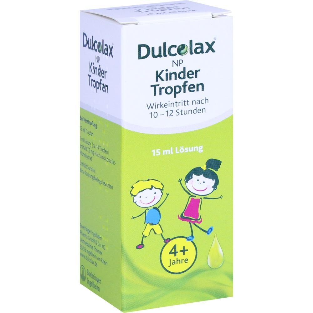 Dulcolax Np Kinder Tropfen 15 ml