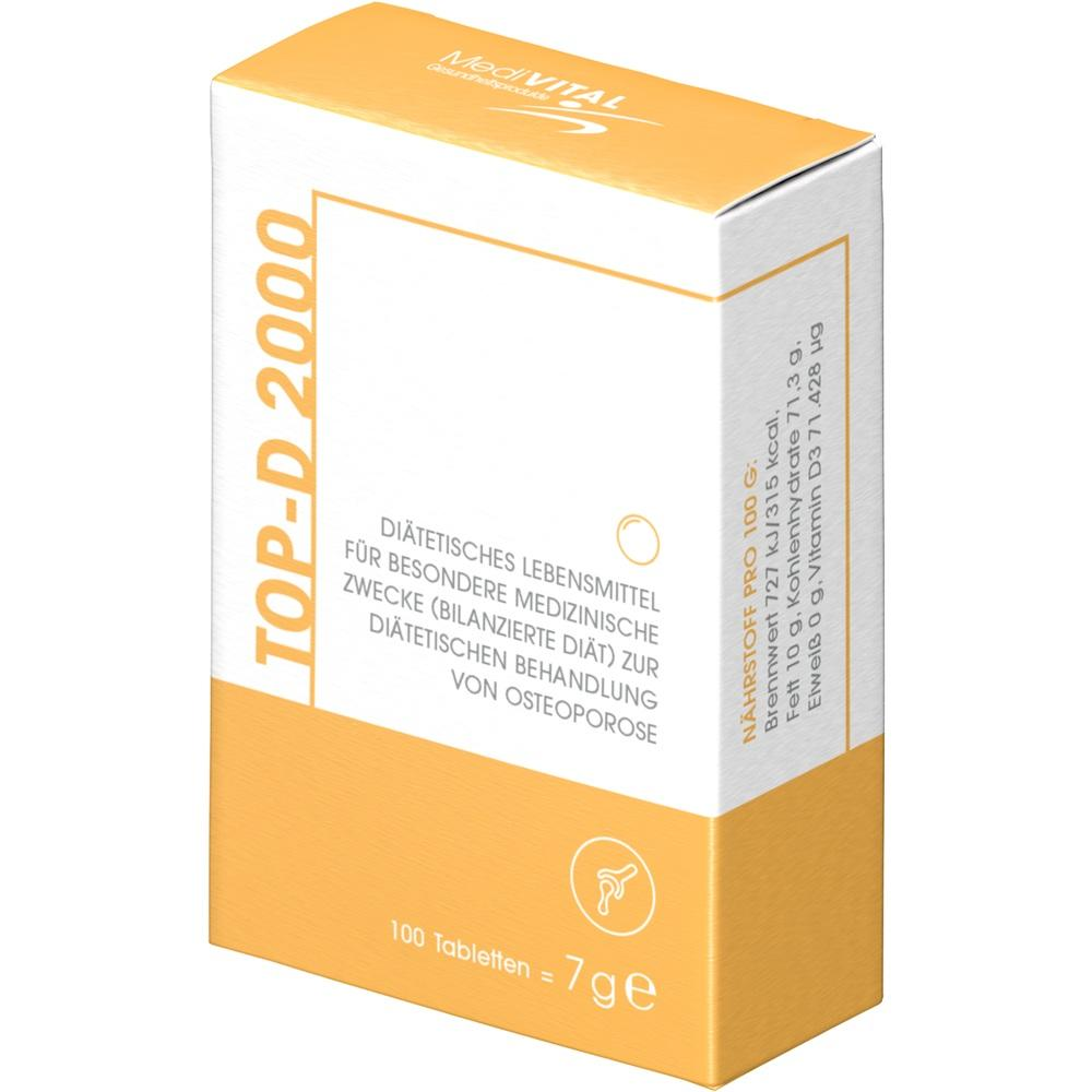 Top D 2000 Tabletten 100 St