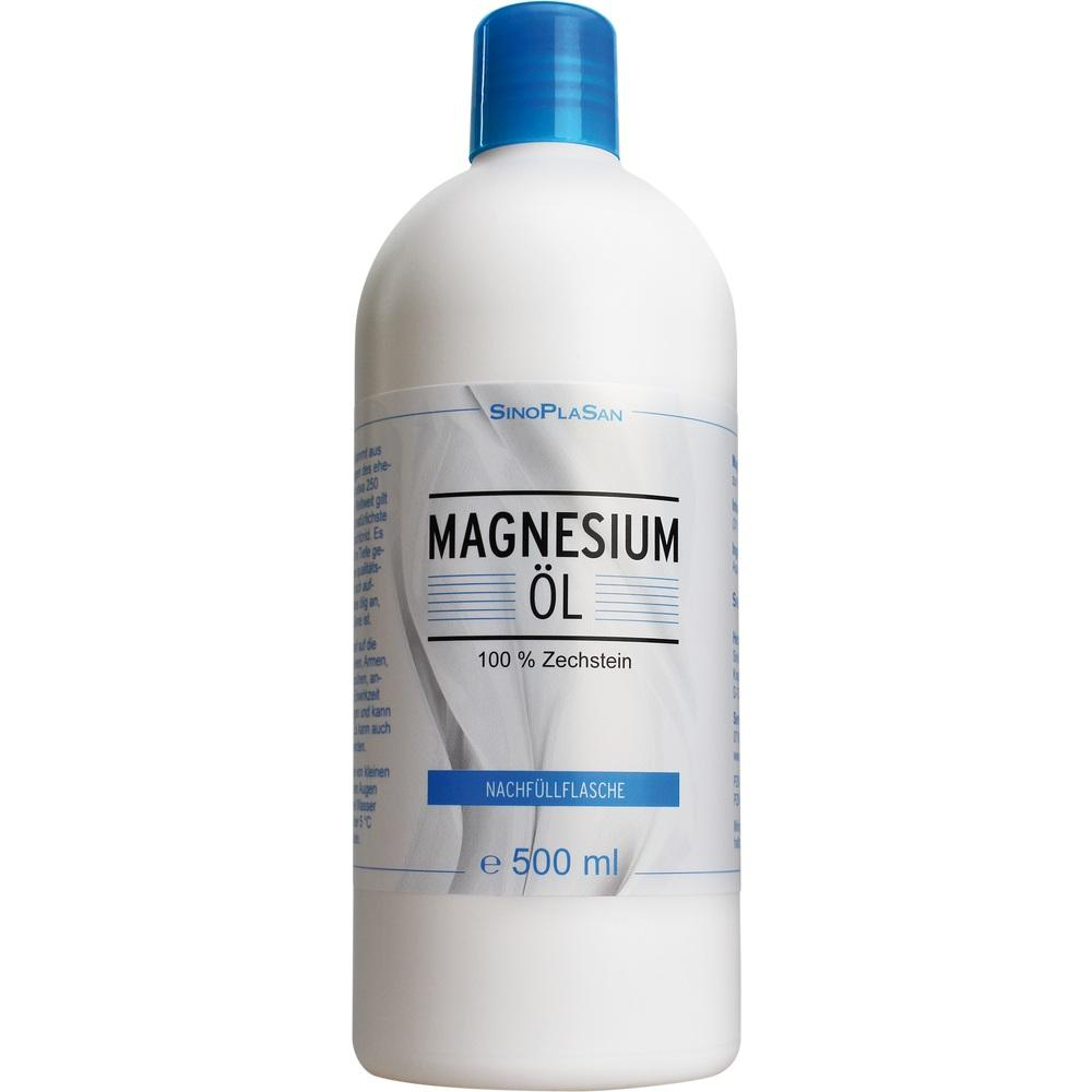 Magnesiumöl 100% Zechstein 500 ml