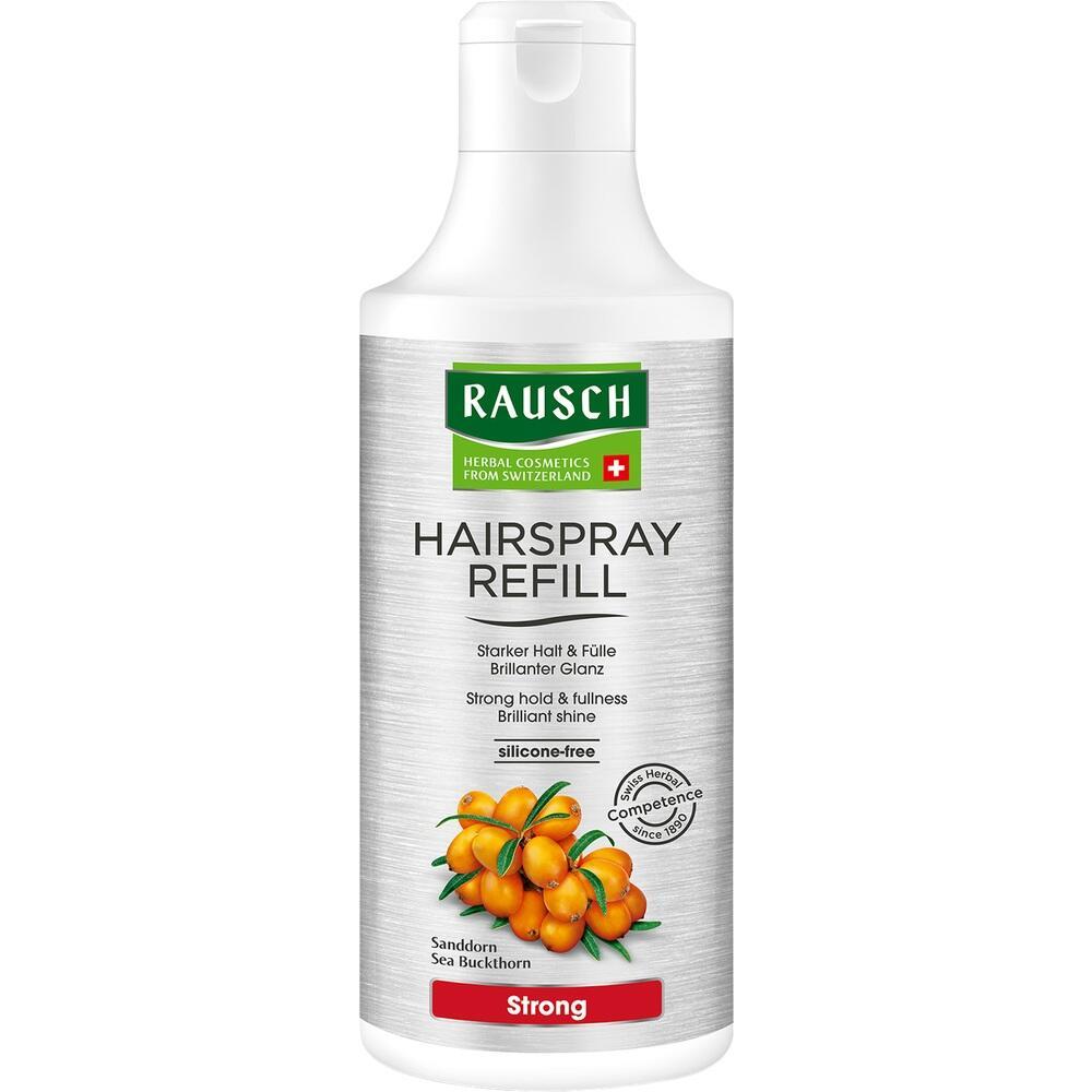 Rausch Hairspray strong Refill Non-Aerosol 400 ml