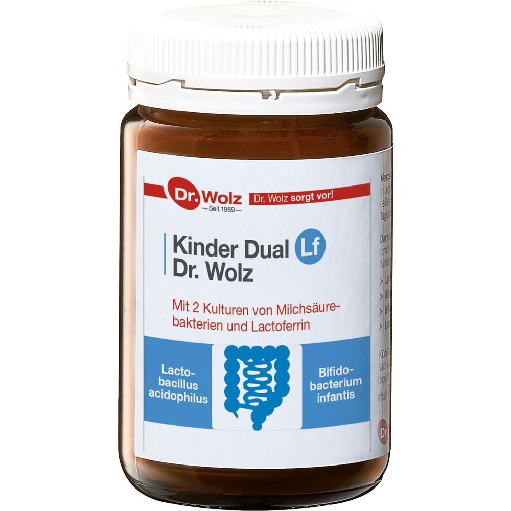 Kinder Dual Lf Dr.Wolz Pulver 54 g