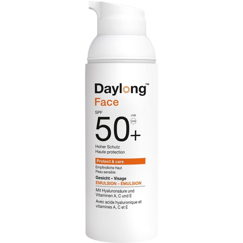 Daylong Protect & Care Face Spf 50+ Lotion 50 ml