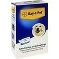 BAY O PET Zahnpfl.Kaustreif.f.gr.Hunde