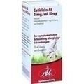 CETIRIZIN AL 1 mg/ml Sirup