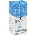 BIOCHEMIE DHU 7 Magnesium phos.D 12 Tabletten