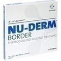 NU-DERM Hydrokolloid Verband 10x10 cm