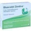 BISACODYL Zentiva magensaftresistente Tabletten