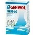GEHWOL FUSSBAD