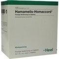 HEEL HAMAMELIS HOMACCORD Ampoules