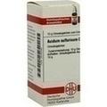 ACIDUM SULFURICUM C 12 Globuli