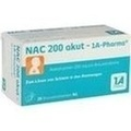 NAC 200 akut 1A Pharma Brausetabletten