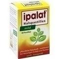 IPALAT Halspastillen mild