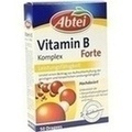 ABTEI Vitamin B Komplex forte überzogene Tab.