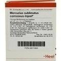 MERCURIUS SUBLIMATUS corrosivus Injeel Ampullen