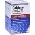 CALCIUM SANDOZ D Osteo intens 1200mg/800I.E.