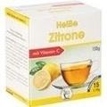 HEISSE Zitrone + Vitamin C Btl. Pulver