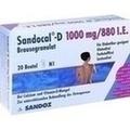 SANDOCAL D 1000/880 Granulat