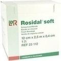 ROSIDAL Soft Binde 12x0,4 cmx2,5 m