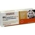IBU-ratiopharm® 200mg akut Schmerztabletten