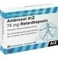 AMBROXOL AbZ 75 mg Retardkapseln