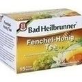 BAD HEILBRUNNER Fenchel-Honig Tee Filterbeutel