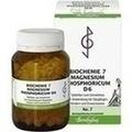 BIOCHEMIE 7 Magnesium phosphoricum D 6 Tablets