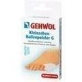 GEHWOL Kleinzehen Ballenpolster G
