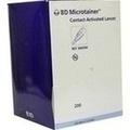 BD MICROTAINER Lanzette blau 1,5x2 mm