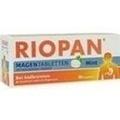RIOPAN Magen Tabletten Mint 800 mg Kautabletten