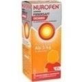 Nurofen® Junior Fiebersaft Erdbeer 2%