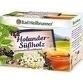 BAD HEILBRUNNER Tee Holunder Süßholz Filterbeutel