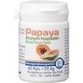 PAPAYA Enzym Kapseln