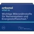 Orthomol Vital m Granulat/Kapseln Kombipackung