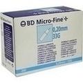 BD MICRO-FINE+ Lanzetten 33 G 0,20 mm