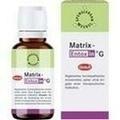 MATRIX Entoxin G Globuli
