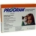 PROGRAM Suspens.f.Katzen b.4,5 kg/133 mg Ampullen