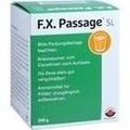 F.X. Passage SL Pulver