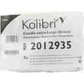 KOLIBRI comfix extra Netz-/Fixierhosen L braun