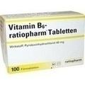 VITAMIN B6-RATIOPHARM 40 mg Filmtabletten