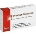 DYNEXAN Mundgel Zylinderampullen (PZN: 01662938)